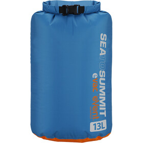 Sea to Summit eVac Reisbagage 13l blauw